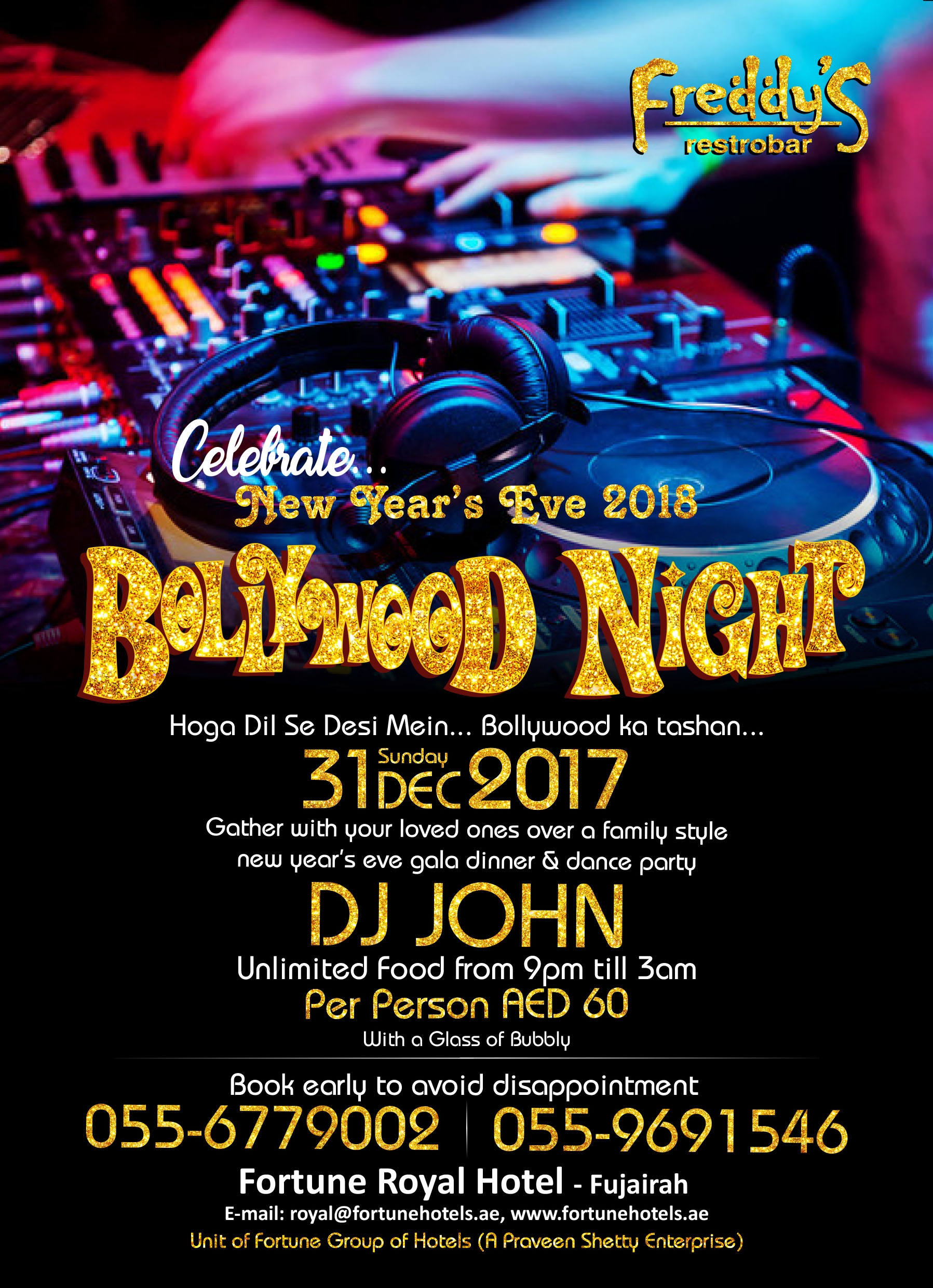 Bollywood Night - Royal 2017.cdr