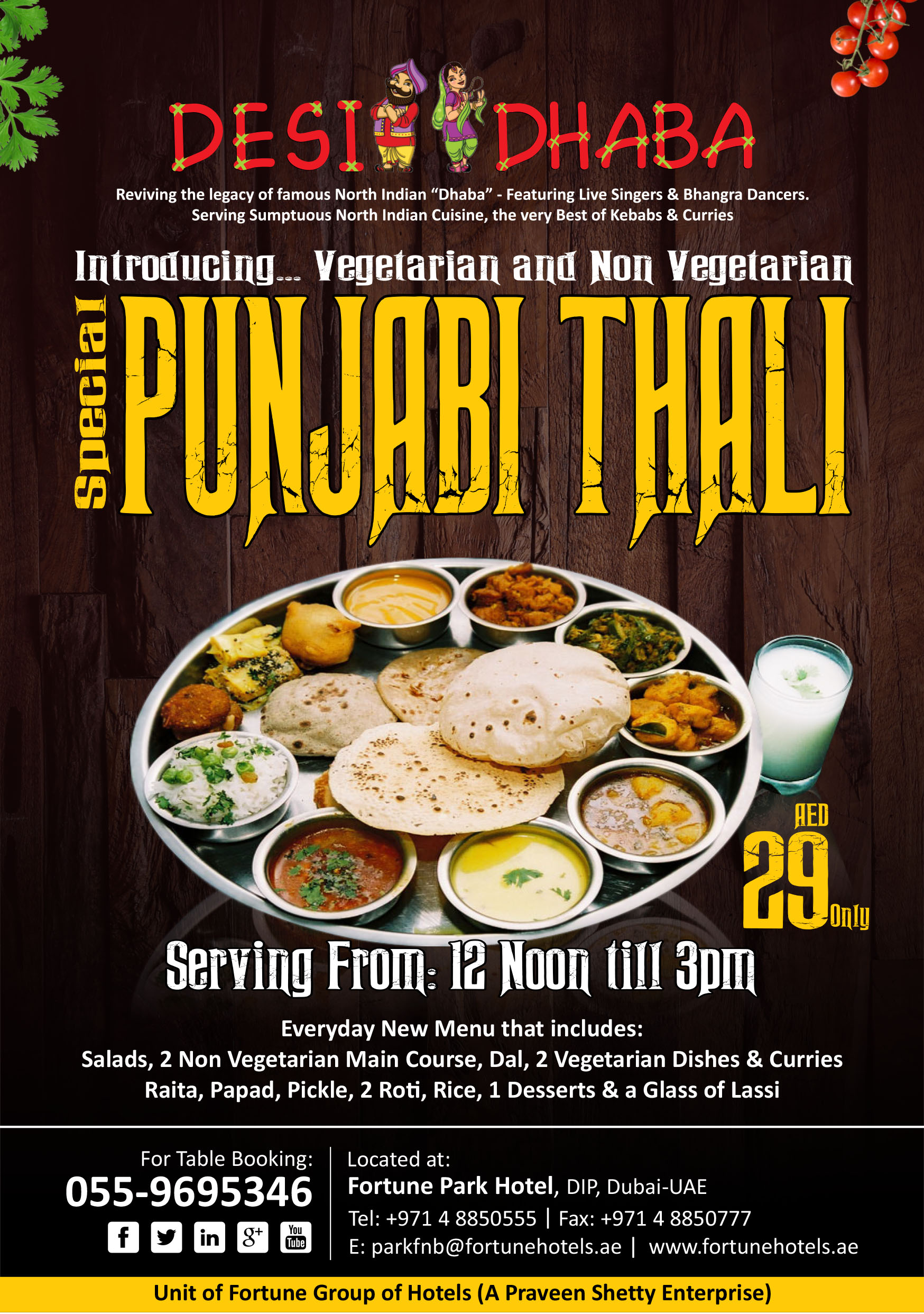 Punjabi Thali For Park.cdr