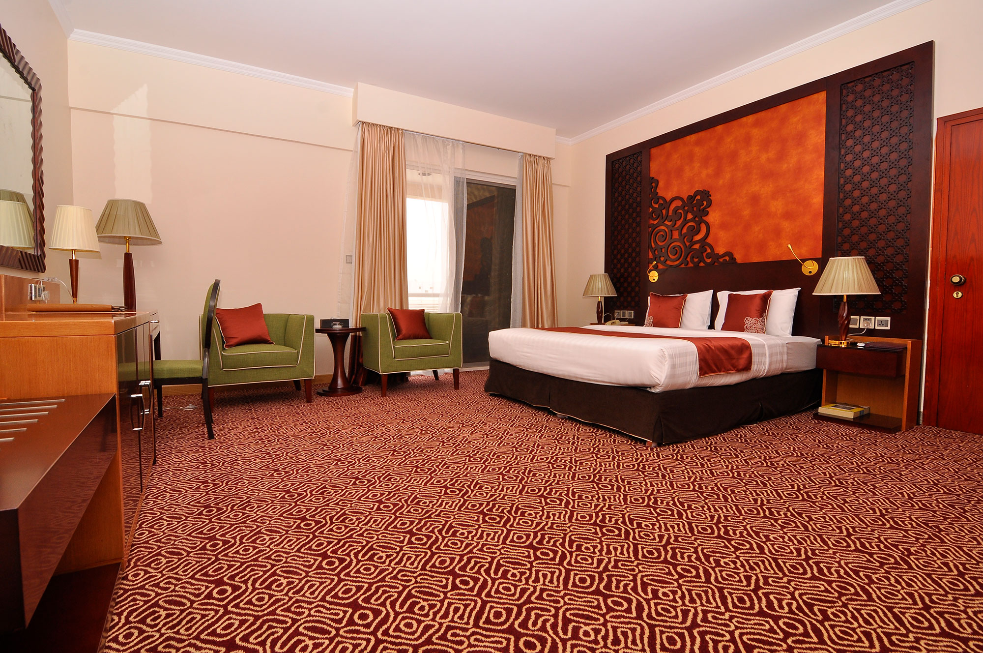 Dubai Grand Hotel By Fortune Fortune Group Of Hotels