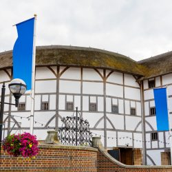 The best outdoor theatre: Shakespeare's Globe